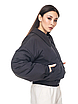 """Короткая демисезонная женская куртка с отложным воротником """"Любава"""", фото 5"""