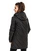 """Жіноча подовжена куртка з асиметричним низом великих розмірів """"Стелла"""", фото 2"""