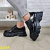 Женские туфли лоферы, фото 6