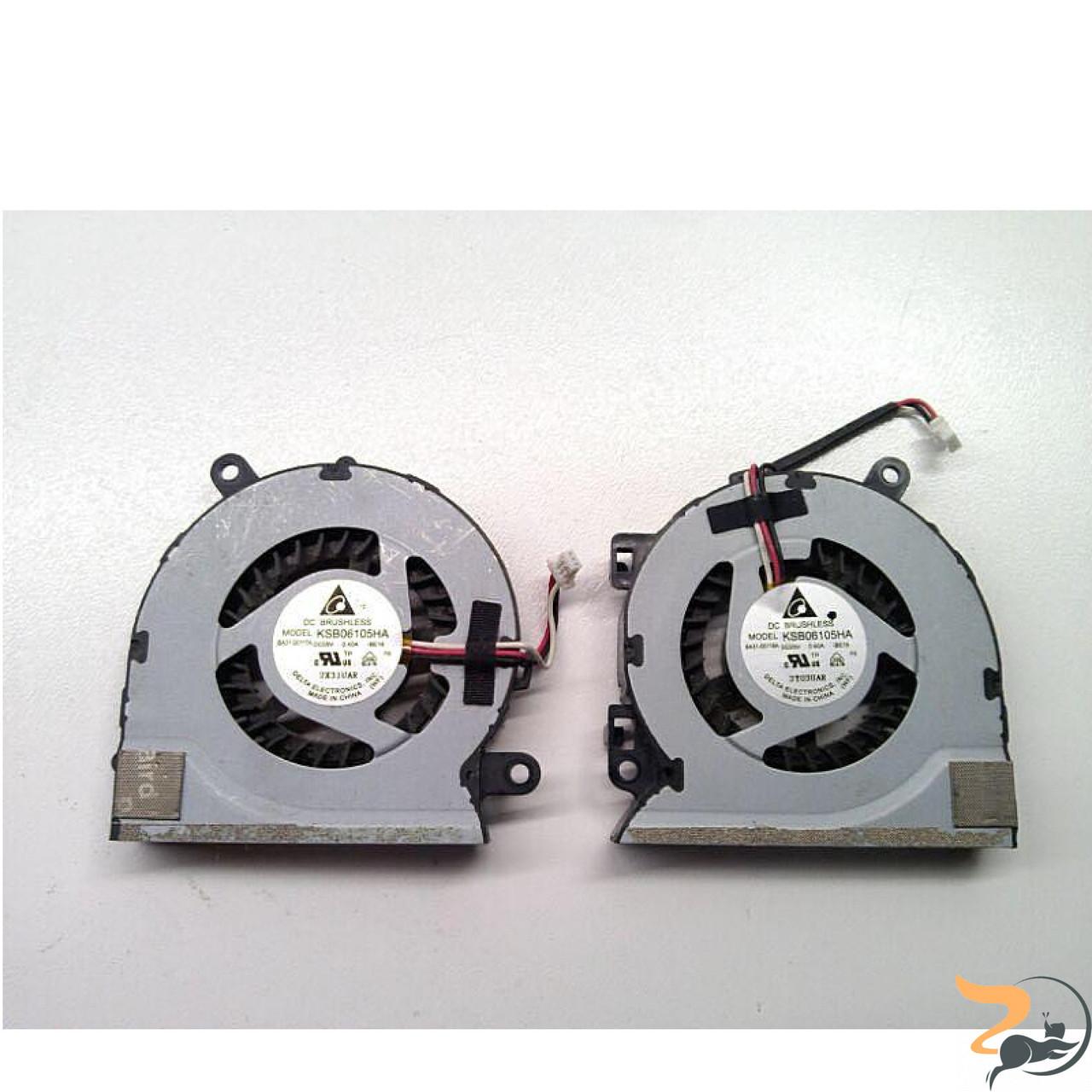 Вентилятори системи охолодження для ноутбука Samsung NP700Z5C, KSB06105HA, Б/В