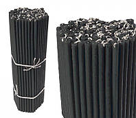 Свечи восковые черные, номерные (№30) (1 кг.)