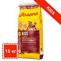 Сухой корм для собак Йозера Кидс средних и крупных пород | Josera Kids | 15 кг