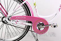 """Велосипед Ardis Berta 28"""" Белый/Розовый (0931), фото 3"""