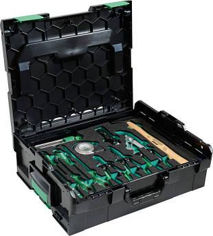 Набір інструментів 12-гран. EXPERT в кейсі L-BOXX для SORTIMO 2 модуля 77 предметів HEYCO Німеччина