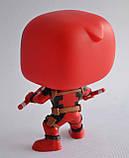 Колекційна фігурка Funko Pop! Marvel: Deadpool with candy, фото 2