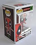 Колекційна фігурка Funko Pop! Marvel: Deadpool with candy, фото 4