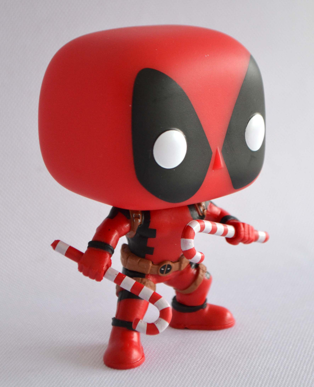 Колекційна фігурка Funko Pop! Marvel: Deadpool with candy