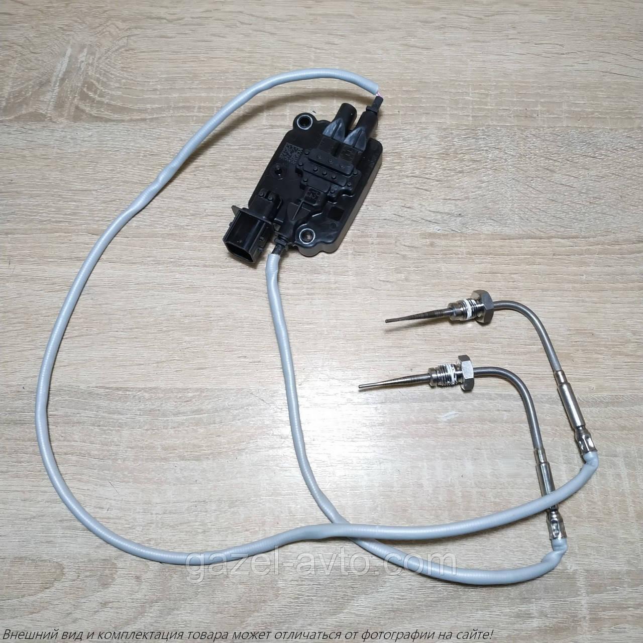 Блок датчиков температуры нейтрализатора Газель Соболь Рута NEXT,Бизнес Cummins ISF 2.8 Euro-5 покупн. ГАЗ