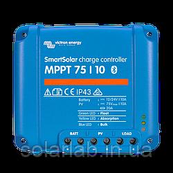 Контроллер заряда Victron Energy SmartSolar MPPT 75/10