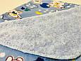 Плед детский 95*80см королевский флис, микрофибра софт, одеяло мягкое, одеяло теплое, плед дитячий, покривало, фото 3