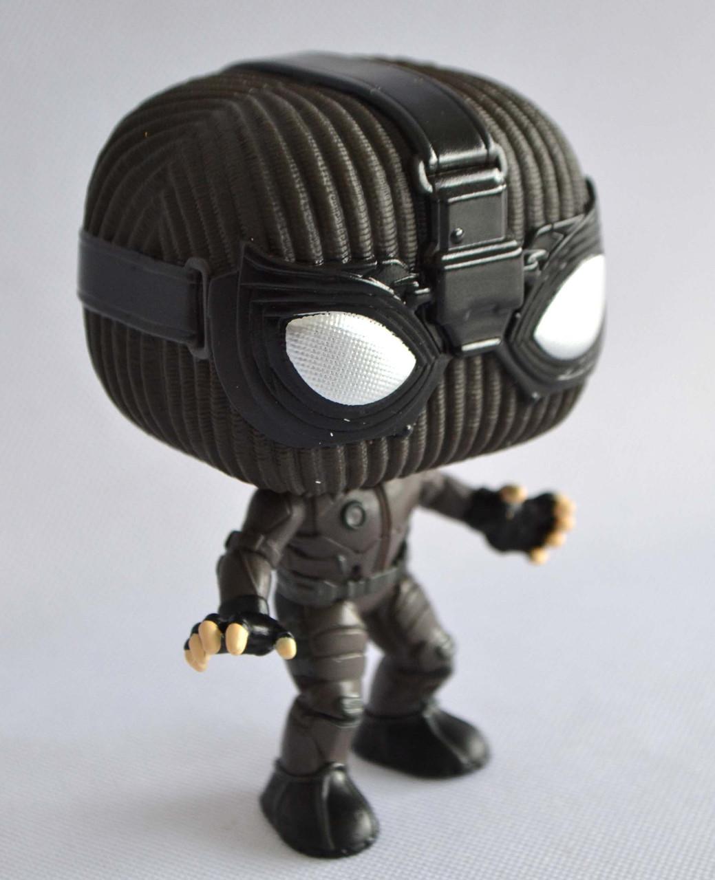 Коллекционная фигурка Funko Pop! Spider Black costume