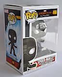 Коллекционная фигурка Funko Pop! Spider Black costume, фото 4