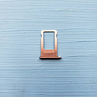 Держатель sim-карты для Apple iPhone 7 Plus Rose Gold