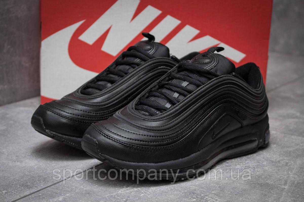 Кроссовки мужские 14171, Nike Air Max 98, черные, [ 42 ] р. 42-26,4см.