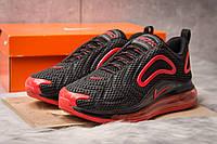 Кроссовки мужские 15252, Nike Air Max, черные, < 44 45 > р. 44-28,2см.