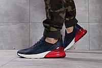 Кроссовки мужские 16066, Nike Air 270, темно-синие, [ 43 44 ] р. 43-26,0см., фото 1