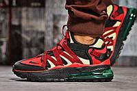 Кроссовки мужские 15481, Nike Air, красные, [ 41 ] р. 41-26,5см., фото 1
