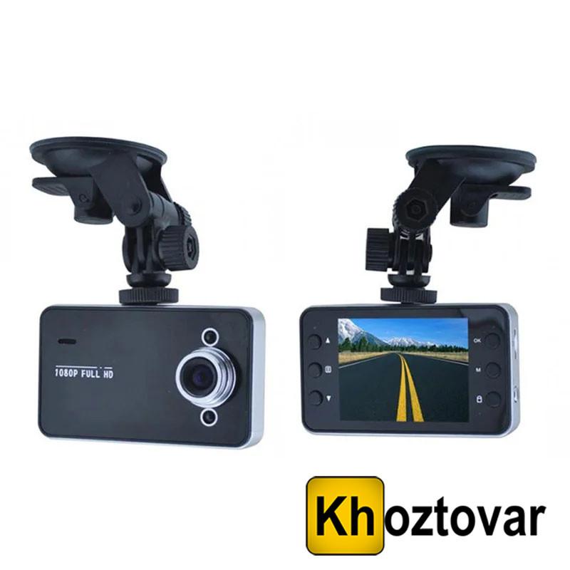 Автомобільний відеореєстратор DVR K6000 Full HD