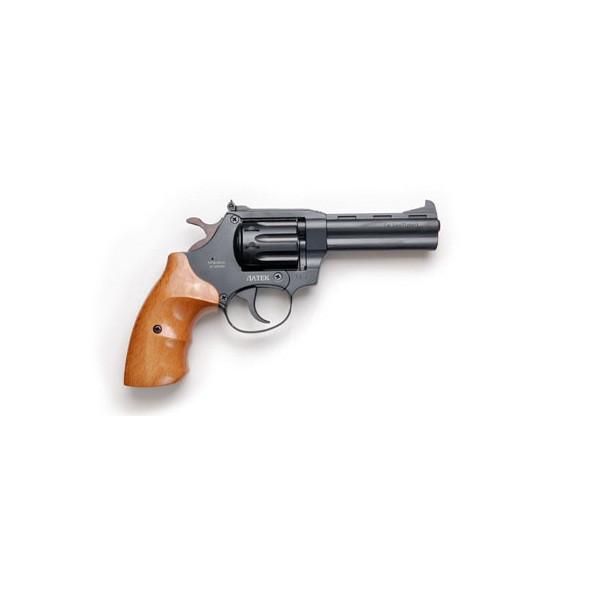 Револьвер под патрон флобера Safari РФ - 441 М (бук) 4 мм