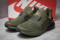 Кроссовки мужские 14082, Nike Air Max, зеленые, [ 42 ] р. 42-26,5см., фото 1