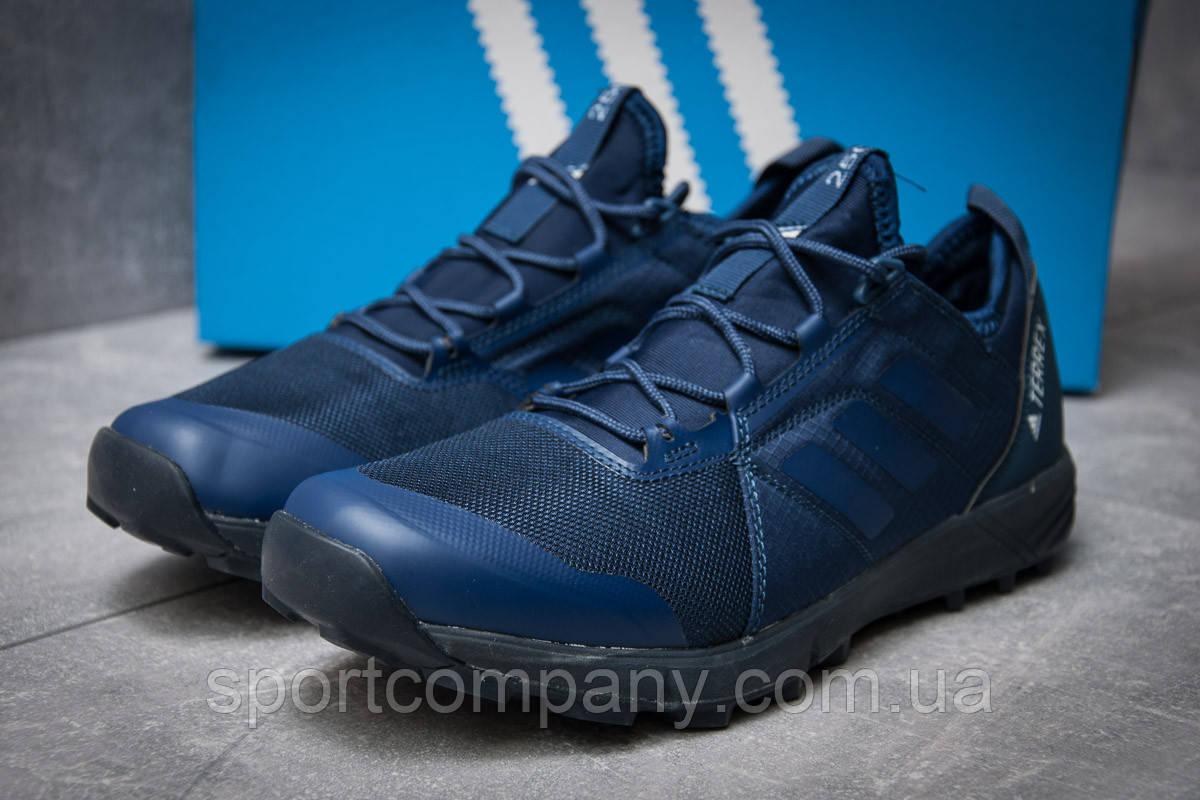 Кроссовки мужские 11812, Adidas  Terrex, темно-синие, [ 41 43 ] р. 41-26,0см.