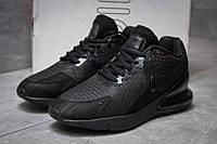 Кроссовки мужские 13977, Nike Air 270, черные, [ 45 ] р. 45-29,0см., фото 1