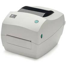 Термотрансферный принтер этикеток Zebra GC420t