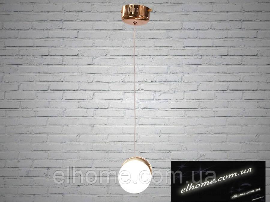 LED світильник скандинавський лофт, 10W