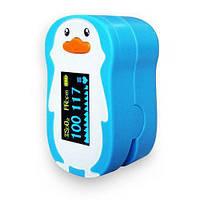 Пульсоксиметр детский FS20P цветной OLED дисплей, Accurate