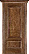 Дверь межкомнатная Terminus Модель 52 Дуб браун цвет (глухая)