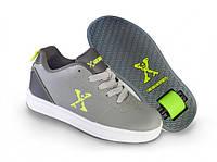Роликовые кроссовки Heelys Side Walk Brigade HE100547/ размер 31 (18см)., фото 1