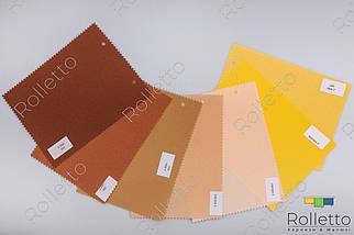 """Тканинні ролети відкритого типу з тканини А-800.Тканина Німеччина.Механізм """"Besta"""", фото 2"""