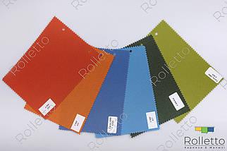 """Тканинні ролети відкритого типу з тканини А-800.Тканина Німеччина.Механізм """"Besta"""", фото 3"""