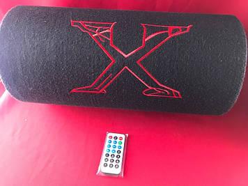 """Сабвуфер колонка в машину Xplod 10"""" 500Вт (Bluetooth)"""