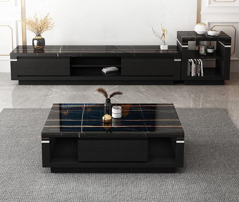 Набор мебели. Журнальный стол, тумба под телевизор. Модель RD-801