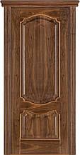 Дверь межкомнатная Terminus Модель 50 Орех американский цвет (глухая)
