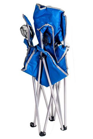 Складное кресло Ranger Rshore Синий, фото 2