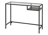 Стол для ноутбука из закаленного стела и метала (100 см), фото 1