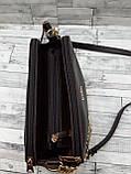 Женская Сумочка клатч с цепочкой ZARA  кож.зам на плечо сумка, фото 2