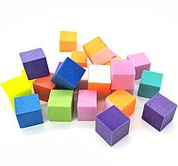 Одноразовий баф для нігтів квадратний