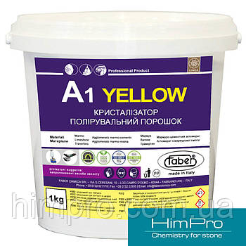 A1 YELLOW 1kg Кристаллизатор для мрамора