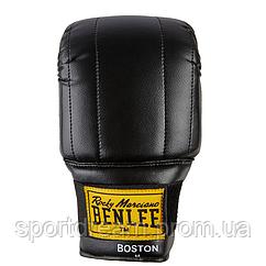 Перчатки снарядные Benlee BOSTON /XL/ черно-красные