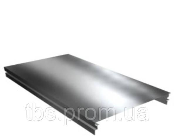Реечные подвесные потоки Албес AN135A металлик A907 rus ЭКОНОМ