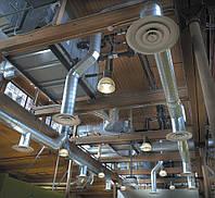 Монтаж вентиляционных систем, фото 1