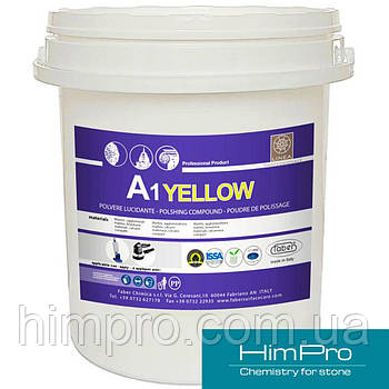 A1 YELLOW 5kg Кристаллизатор для мрамора