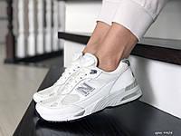 Женские кроссовки New Balance 991,белые