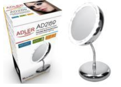 Зеркало косметическо  LED  Camry CR  2169