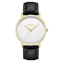 Geneva Classic Black-Gold-White