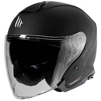 Мотошлем MT THUNDER 3 SV JET A1 matt black