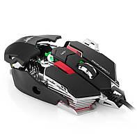 Миша дротова ігрова ONIKUMA COMBATWING CW20 Pro, чорна